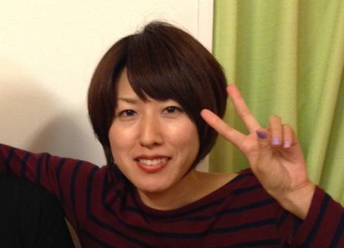 影山智子さん