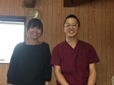 豊川市 30代女性 腰痛