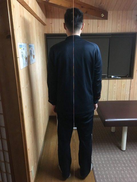 豊川市在住 30代 男性 腰痛