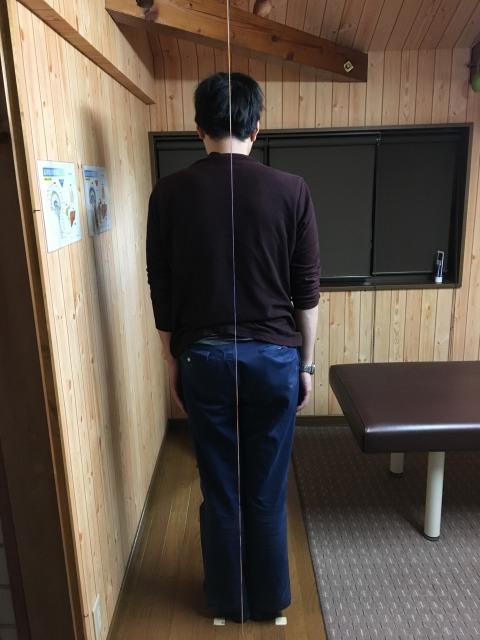 豊川市 腰痛 男性