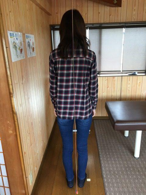 豊川市 女性 首痛