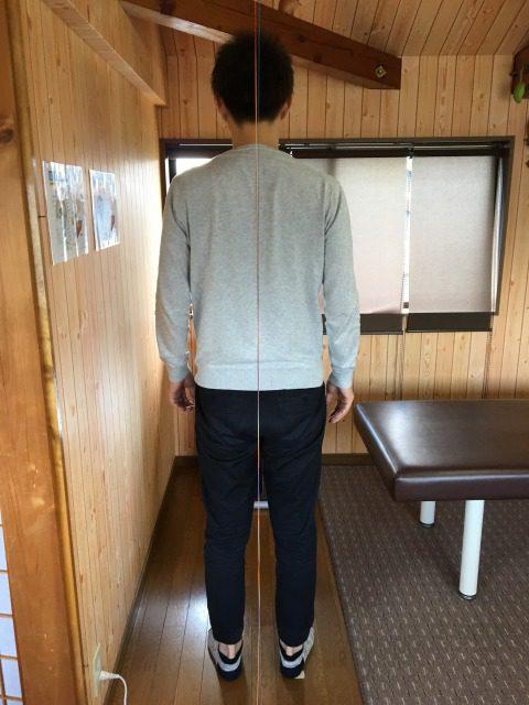 豊川市 男性 腰痛