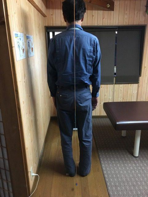 豊川市 男性 足のふるえ