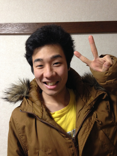 菱刈健人さん