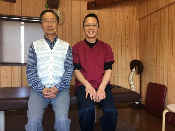 豊川市 60代男性 足の付け根痛