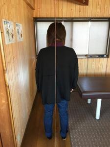 蒲郡市 腰痛 女性