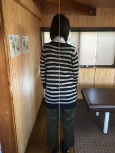 豊川市 右側 腰痛 女性