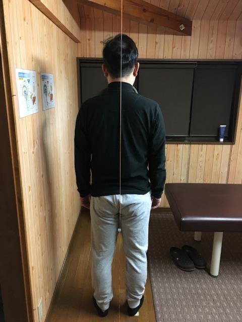腰痛 豊川市 男性