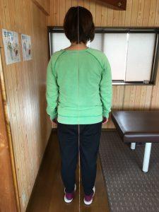 豊橋市 出産後腰痛 女性