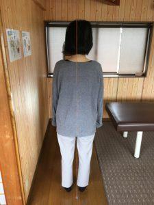 豊橋市 腰痛 女性