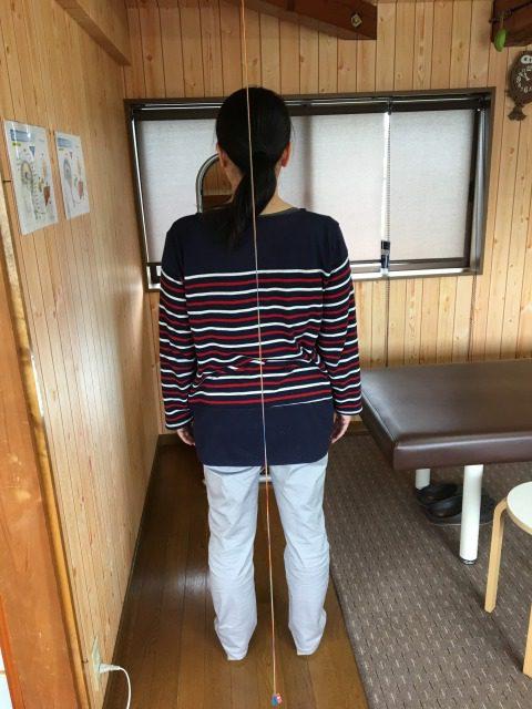 豊川市 40代女性 腰痛