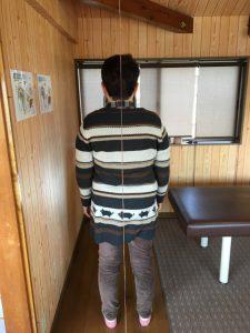 豊川市 左右肩の痛み 女性