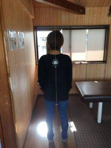 豊川市 お尻痛 女性1
