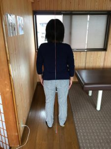 岡崎市 股関節痛 女性