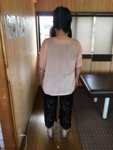 豊川市 腰痛 女性