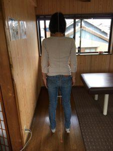 豊橋市 女性 腰痛