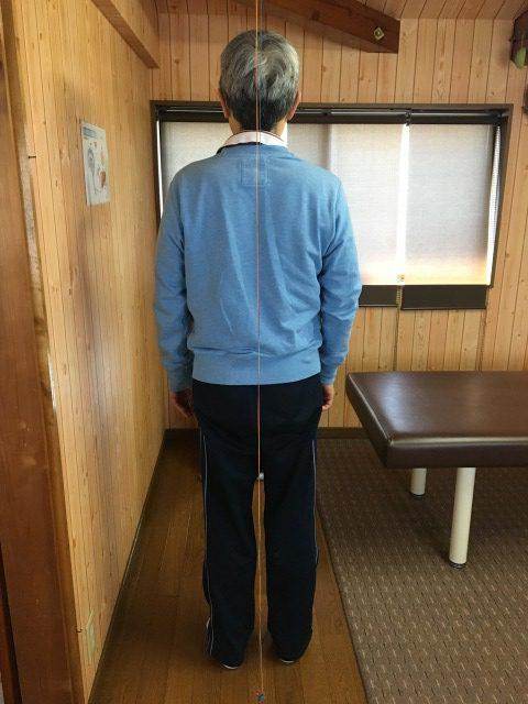 豊川市 臀部痛 男性