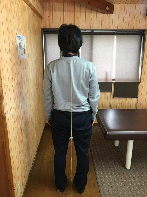 田原市 膝痛 女性
