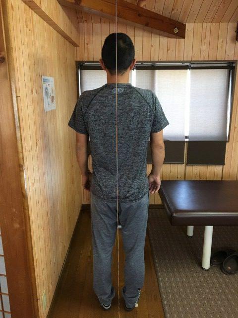 豊川市 坐骨神経痛 男性